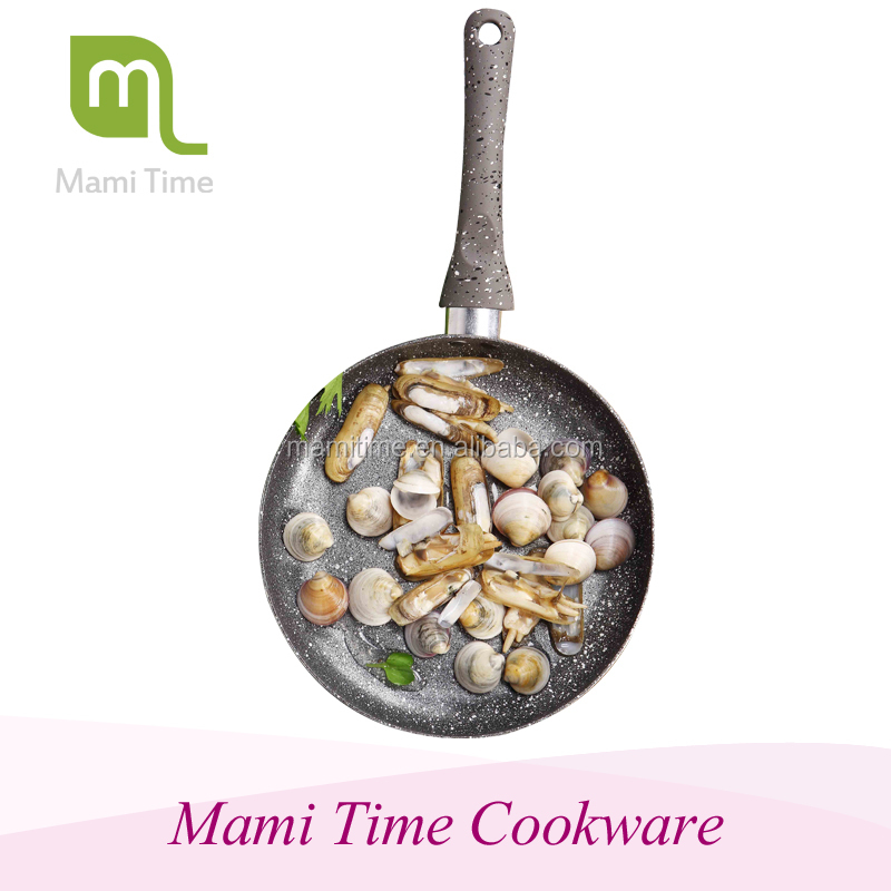 Mami time Foldable handle fry pan