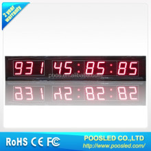 led electronic digital countdown clocks timer