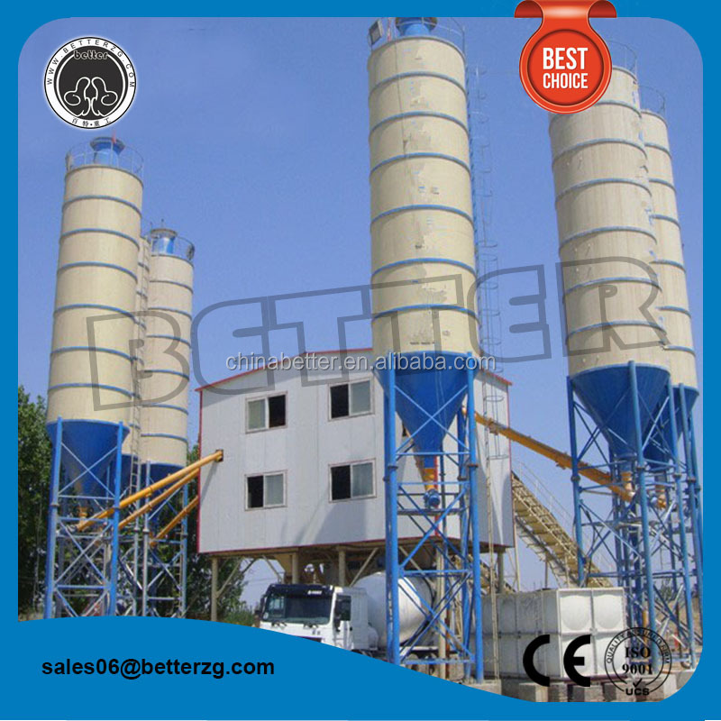 concrete batch plant argon gas plant