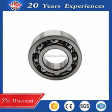 High speed open bearing 6006 motorcycle tvs pressure bearing