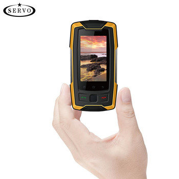 Newest smartphone 4G IP68 Waterproof RAM 2GB ROM 16GB Fingerprint NFC GPS  Mobile Phone Walkie