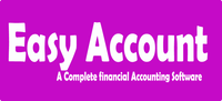 EasyAccount- Accounting Software for Small, Medium, Big Business