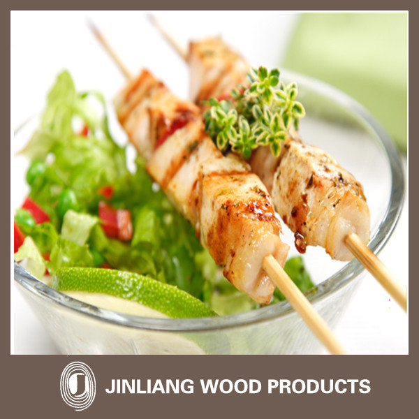 High quality wooden sticks for food