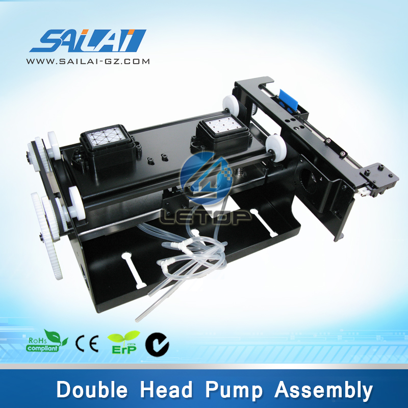 DX5/DX7 Cap Assembly for pump assembly,Double Printhead