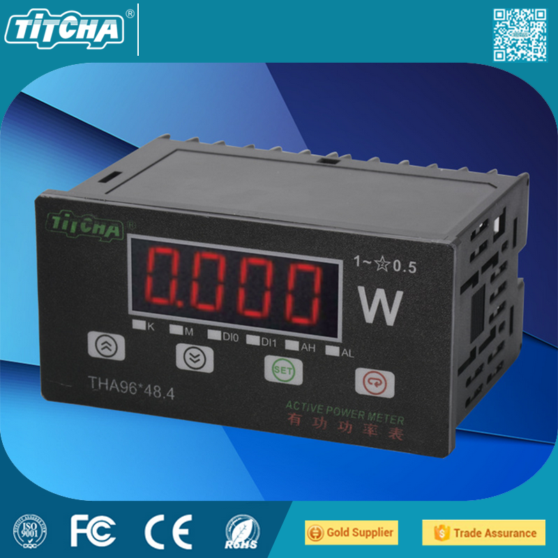 TH96 * 48 programmable intelligent digital instrumentation multi - function power meter single - phase intelligent programmable