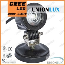 2014 LED work Light, black aluminum housing, spot or flood beam,10w cree offroad led light bar UX-WL10CR-Y10W