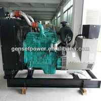 50kw to 100kw Diesel Power Electric Generator with Cummins Engine 6BT