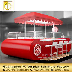 shopping mall outdoor furniture fast food kiosk candy shop decorations furniture snack display stands food kiosk