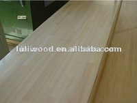 18mm good quality finger joint board regular size used for furniture and interior decoration