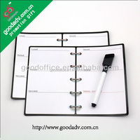 2014 Popular fancy promotion gifts folding magnetic white board