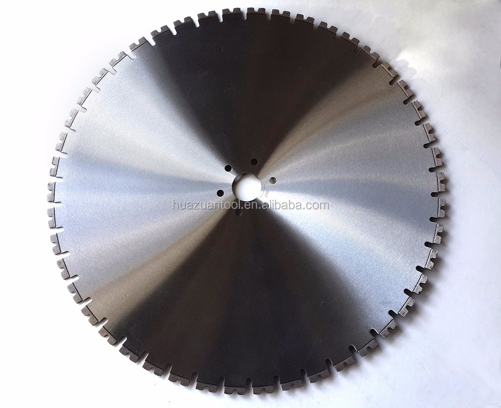 China brick wall cutting tools wall cutting blades by laser welding