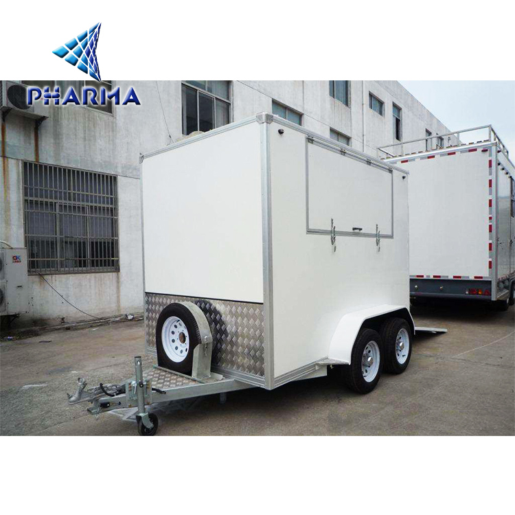 2018 Self made container houses made in China are widely small shop for a dining car