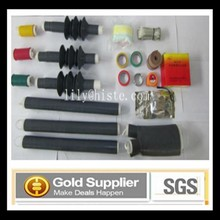 Manufacture Cold Shrinkable Cable Terminal and Intermediate joint for XLPE Cable