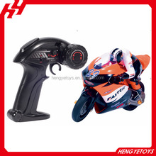 China Wholesale 2.4G 4CH radio control 1:10 rc motorcycle,mini motorcycle with brushless motor