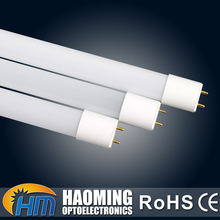 18w 1800lm clear glass G13 IP44 T8 4ft led tube light
