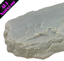 Cheap decoration fiberglass stone/rocks in your garden/courtyard/yard//park from china factory
