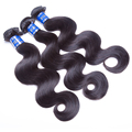 Free shipping 3pcs/lot 14 inches grade 7A Peruvian body wave hair extension
