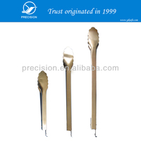 9''-14''stainless steel kitchen tongs food