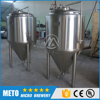 Turnkey micro mini beer brewery /200L draft beer machine for brew house