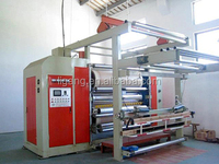 Three Roller Full-Film Closed Textile Calender Second Hand Machine