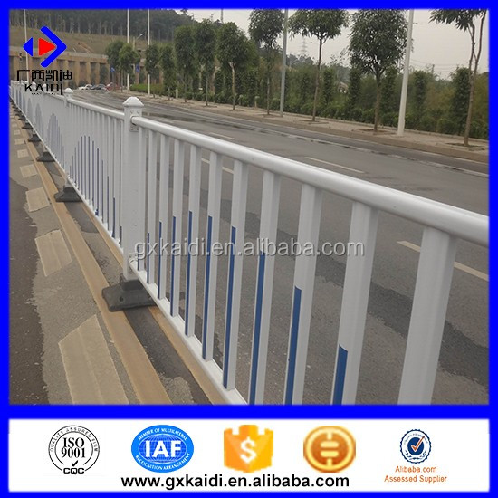 China Hot Sale Galvanized Steel Road Safety Barrier
