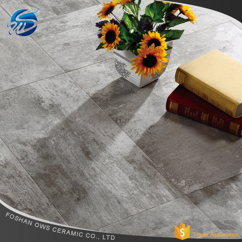 Cement floor tile