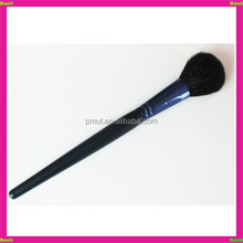 Black goat hair Long handle cosmetic brush black hair wholesale