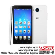 made in china ZTE V5 android 4.2 3g gps 5.0 inch mobile phone