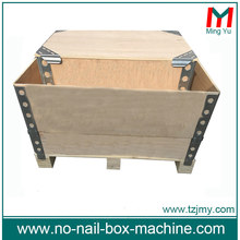 China OEM plywood boxes with lid