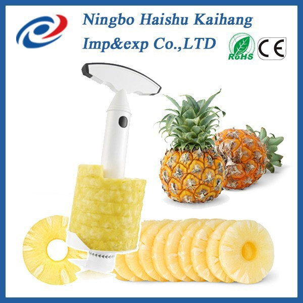 Hot Selling Home pineapple peeler,pineapple fruit corer slicer peeler,automatic pineapple peeler vegetable and fruit slicer
