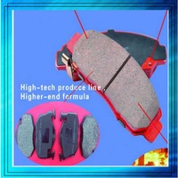 Custom CNC Precision Brake Pads; Hot-Sale Auto Brake Pads