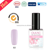 2018 OULAC Beauty Nail Products The Story Of Natural Fantastic Uv Gel Polish
