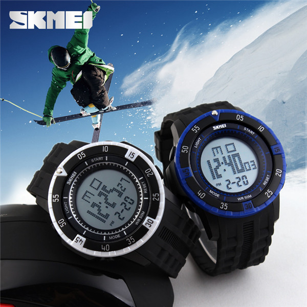 skmei 1089 plastic digital watches with cheap price