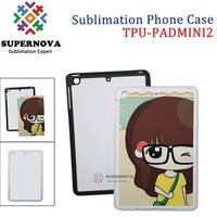 Sublimation TPU Case for iPad Mini and iPad Mini 2