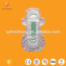 Super Absorbent And Cotton Sanitary Napkins
