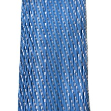 polypropylene / pp woven soft cross corner lifting loops & side seam loops handle container bag
