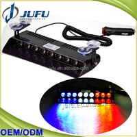 12V 9W cheap price high power strobe flash light car led warning light