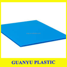 plastic polypropylene transparent hard coroplast sheet
