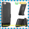 For iPhone Shell Holster Combo Belt Clip Mobile Phone Cover Case