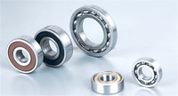 trolley wheel rubber coated motorcycle ball bearing
