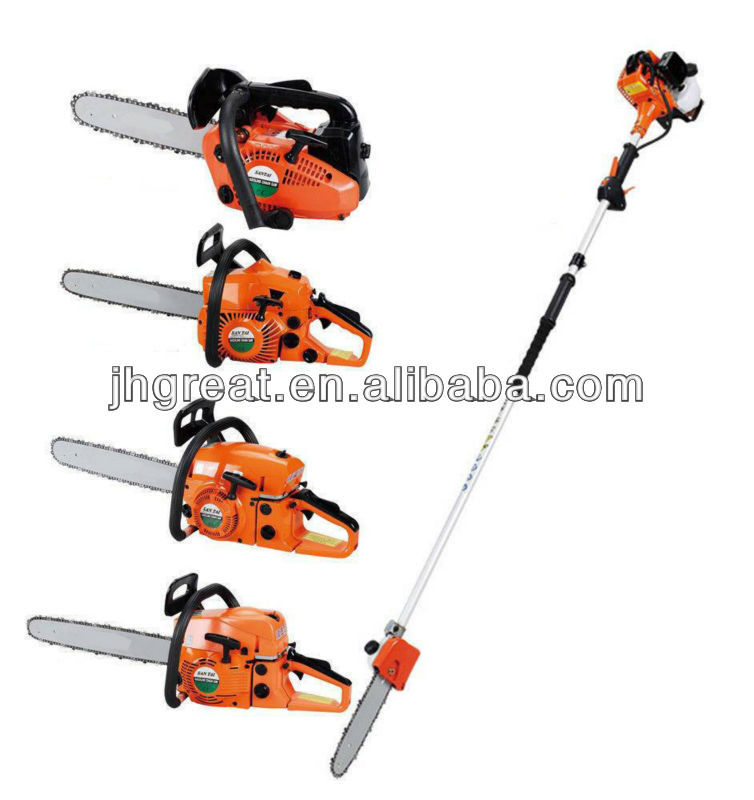 tree cutting machine Hot Sell 25cc/38cc/45cc/52cc/58cc/62cc/65cc Gasoline ChainSaw