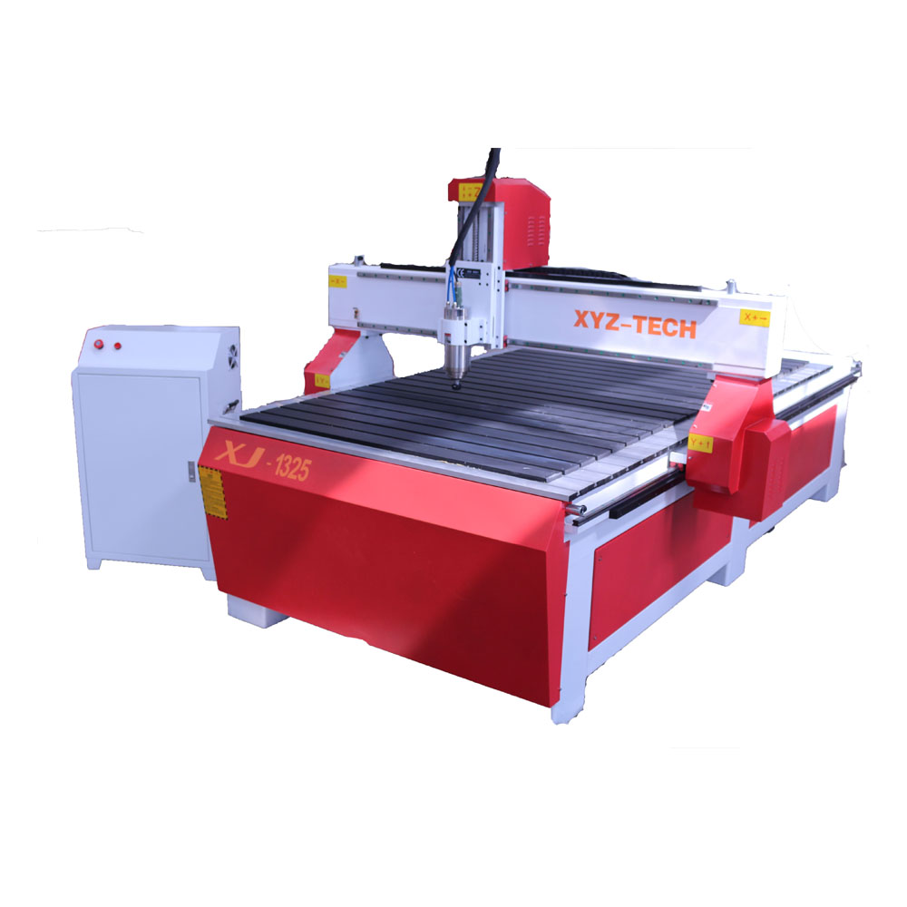 Good price cnc router 1325 / T-slot table cnc router for ship boat and vessel