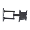 Adjustable single arm swivel vesa 200*200 full motion lcd plasma tv cantilever wall mount for 14 inch to 32 inch flat TV screen