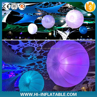 inflatable led balloon Nightclub club decoration cartoon character balloons