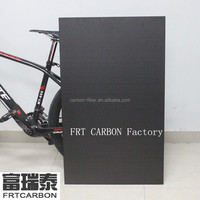 large size carbon fiber solid plate 1000X600mm thickness 1.5mm 2mm 3mm 4mm 5mm