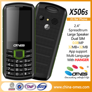 506s Feature mobile phone big battery 2500mAh