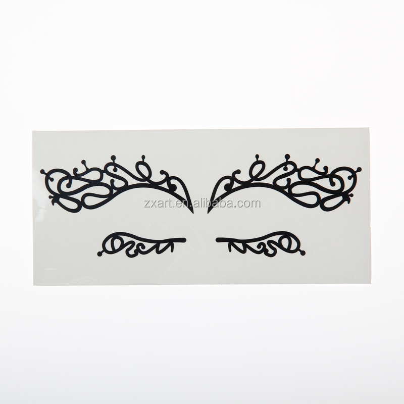 2015 New instant eye sticker,eye makeup stickers,magic eye makeup stickers