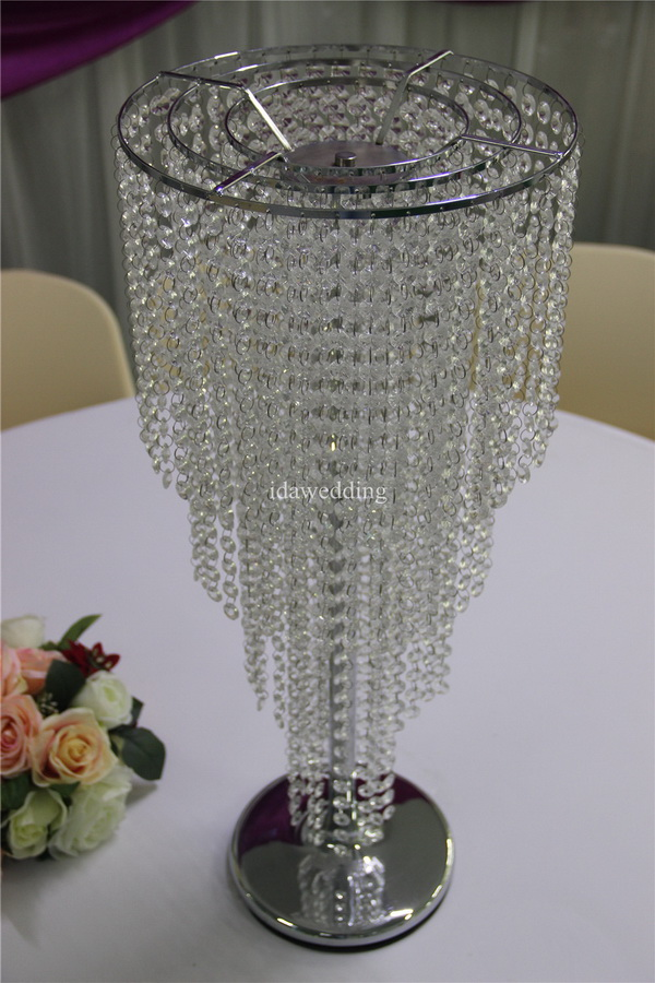 Fashion Crystal Silver Manzanita Tree Wedding Table Decoration Wedding Centerpieces
