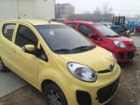 smart electric car 60V/3KW/4KW/5KW EEC homologation electric passenger car