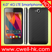 4G LTE Smartphone ALPS G405 4.0 Inch MTK6735M Quad Core Dual SIM Card Cheap Android Phones